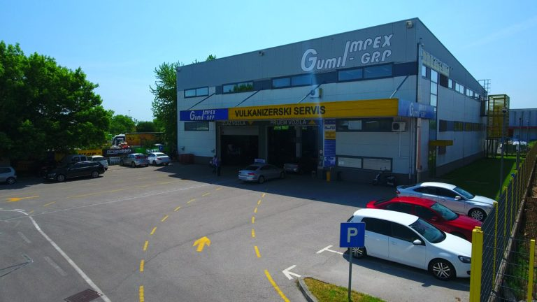 Tire Workshop Zagreb